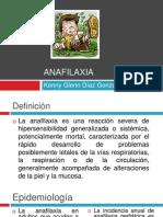 anafilaxia presentacion