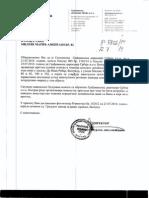 Dopis-Odluke Pregledi
