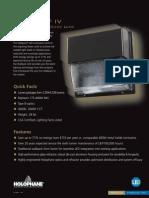 WallPack W4G Sales Sheet