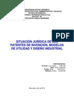 Las Patentes