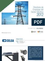 220512Directorio de Empresas Del Sector Eléctrico