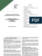 Instructivo Del Informe PASANTIAS Oct2013UGMA