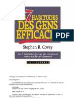 DE COVEY TÉLÉCHARGER PDF GRATUIT LES 7 HABITUDES STEPHEN