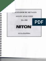 XLt-900 NITON