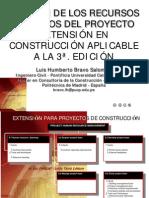 Recursos Humanos - 4 Extensión en Construcción Aplicable a 3ra. Edición