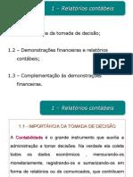Curso de contabilidade - cap. 1
