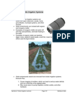 6110 L17 Filtration for Trickle Irrigation Systems