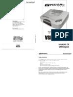 Manual VSR2900