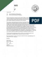 Sierra County BOS declaration of emergency