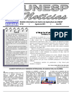 2001 Volpato Bol Inf Caunesp Ago Qualidade Da Pesquisa O Aspecto Formal Do Artigo