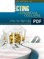 Dissecting the Financial Collapse of 2007 - 2008