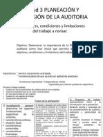 Etapas Para El Desarrollo de La Auditoria (1)