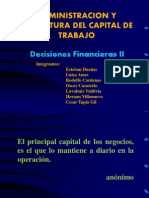 Capital de Trabajo_decisionesfinancierasii