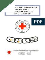 Primeros Auxilios, Un Manual Nuevo