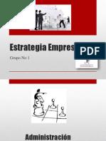 La Estrategia Empresarial