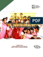 Antologia Para de La Adolesc a La Ciud
