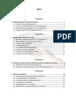 Estructura de Compensaciones
