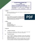 PT128-A Tendido de Conductores y Montaje Electrico Del Poste