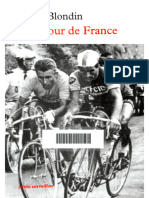 Sur Le Tour de France - Blondin, Antoine