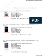 Course Materials - Print Out