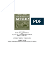 The Book of Khalid Intro