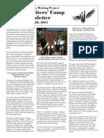 YWC UCSD Newsletter 2014
