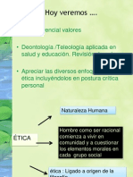Clase Introductora Etica 2014
