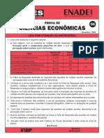 Ciencias Economicas Enade 2009