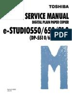 toshiba dp 4580 5570 6570 8070 service handbook photocopier rh scribd com For Toshiba TV Manuals Toshiba TV Owners Manual