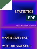 Statistics in Epi