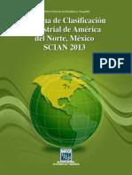 SCIAN 2013-Sistema de Clasificación Industrial de América Del Norte