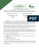 Estudio de Aprovechamiento de PCHs CIGRÉ Mayo de 2009
