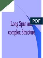 Designing for Long Spans