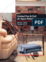 Hfca Fan Coil - 1 a 3 Tr