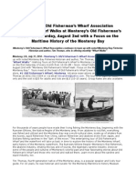 Monterey's Old Fisherman's Wharf Association