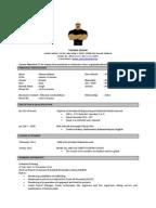 Contoh resume salesman Pinterest