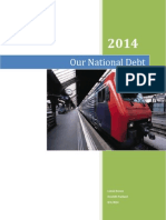 national debt paper