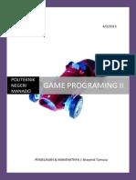 Game Programing 2