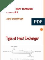 Chapter_5 Heat Exchanger