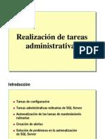 1.- Realizacion de Tareas Administrativas