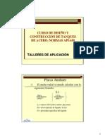 Curso de Diseño y Construcción de Tanques de Acero - API 650