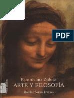 ZULETA- Arte y Filosofia
