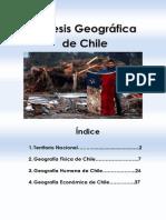 Guia Geografia de Chile