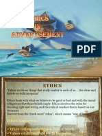 Ethics in Advertidement