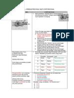 Indikator Soal Dan Soal Skl 1213 BIOLOGI