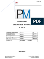 Techincal Proposal - Drilling_Fluid_Program_EL JEFE 01