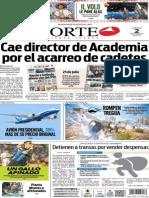 Periódico Norte edición del día 2 de agosto de 2014