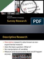 15 - Survey Research