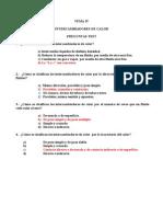 TEMA IV PREGUNTAS TEST