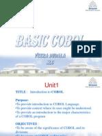 Cob Basics